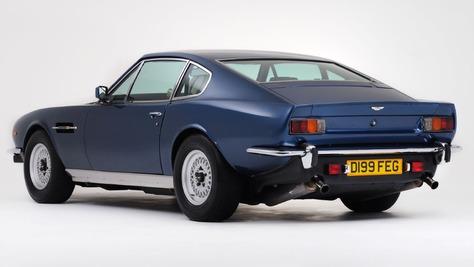 Aston Martin Serie V