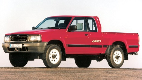 Mazda UF