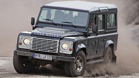 Land Rover V