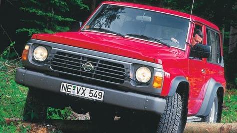 Nissan GR Y60