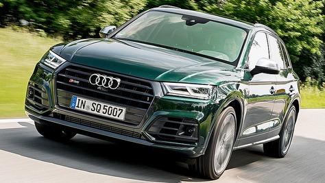 Audi II (FY)