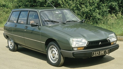 Citroën GS/GSA