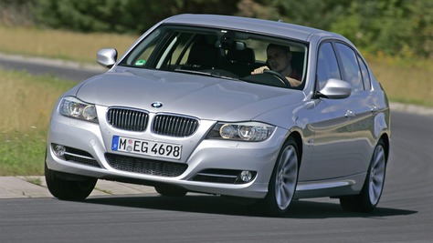 BMW E90 © BMW AG