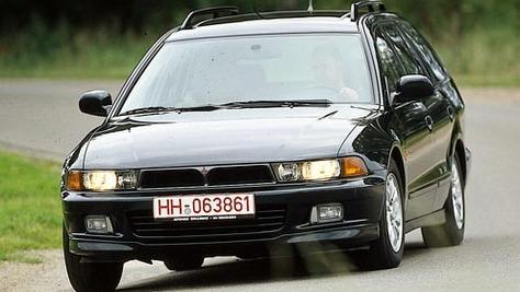 Mitsubishi EA0