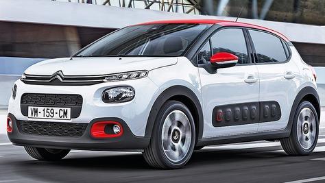 Citroën C3 Autobildde