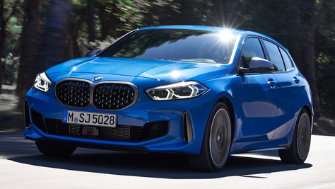 BMW III (F40)