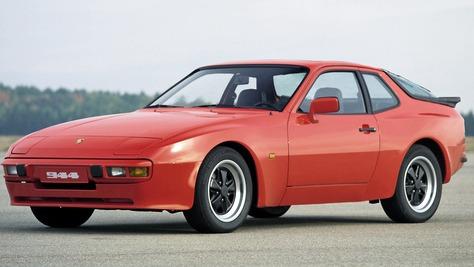 Porsche 944 pictures