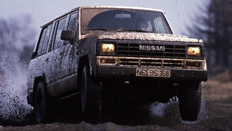 Nissan 160