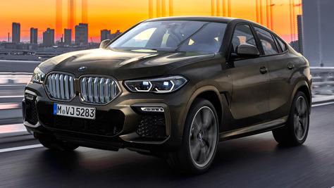 BMW G06