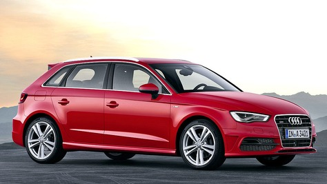 Audi 8V
