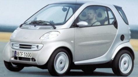 Smart fortwo I (450) - autobild.de