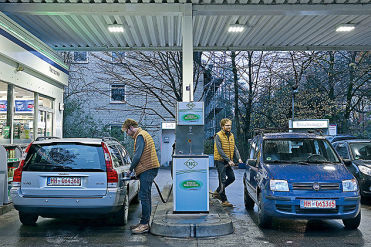 Gebrauchte Erdgasautos im Test